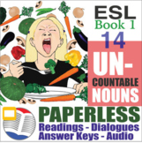 Paperless ESL Readings & Exercises Book 1-14