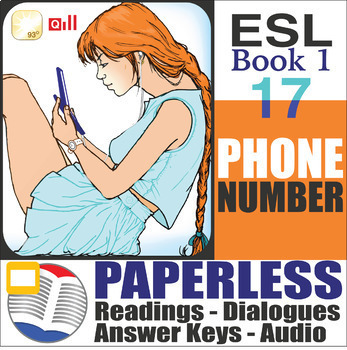 Paperless ESL Readings & Exercises Book 1-17