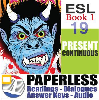 Paperless ESL Readings & Exercises Book 1-19