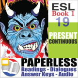 Paperless ESL Readings & Exercises Book 1-19