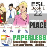 Paperless ESL Readings & Exercises Book 1-22