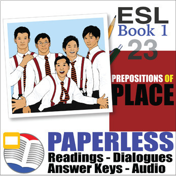 Paperless ESL Readings & Exercises Book 1-23