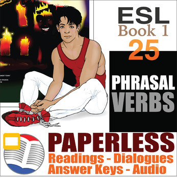 Paperless ESL Readings & Exercises Book 1-25