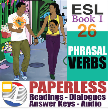 Paperless ESL Readings & Exercises Book 1-26