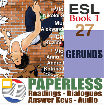 Paperless ESL Readings and Exercises Book 1-27