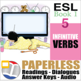 Paperless ESL Readings & Exercises Book 1-5