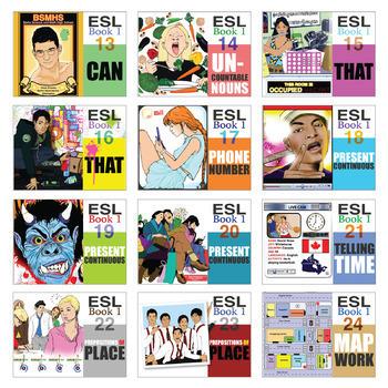 Paperless ESL Readings & Exercises Book 1 Bundle