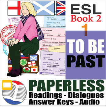 Paperless ESL Readings and Exercises Book 2-1