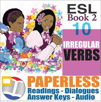 Paperless ESL Readings & Exercises Book 2-10