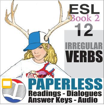 Paperless ESL Readings & Exercises Book 2-12