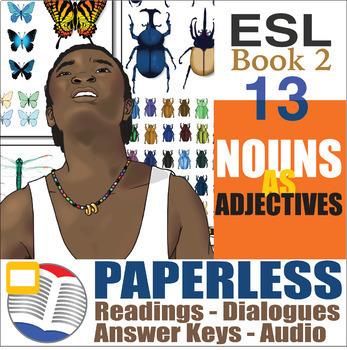 Paperless ESL Readings & Exercises Book 2-13