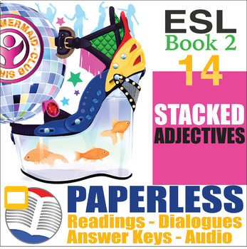 Paperless ESL Readings & Exercises Book 2-14
