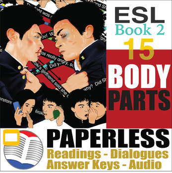 Paperless ESL Readings & Exercises Book 2-15