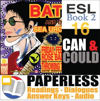 Paperless ESL Readings & Exercises Book 2-16