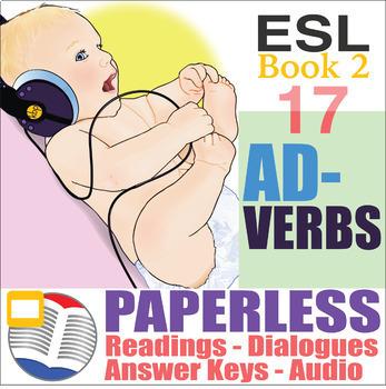 Paperless ESL Readings & Exercises Book 2-17