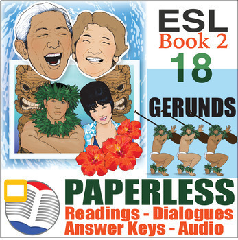 Paperless ESL Readings & Exercises Book 2-18