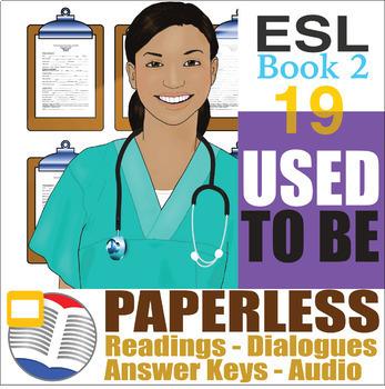 Paperless ESL Readings & Exercises Book 2-19