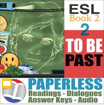 Paperless ESL Readings & Exercises Book 2-2