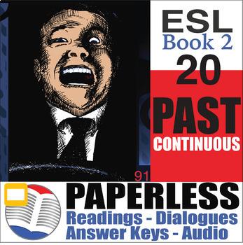Paperless ESL Readings & Exercises Book 2-20