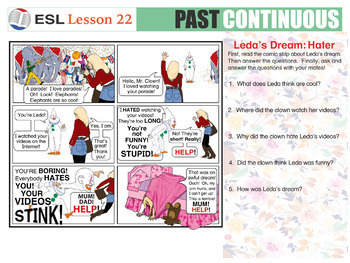 Paperless ESL Readings & Exercises Book 2-22