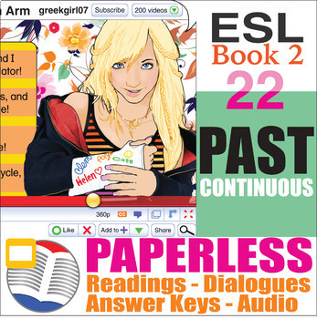 Paperless ESL Readings & Exercises Book 2-22