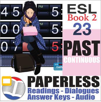 Paperless ESL Readings & Exercises Book 2-23
