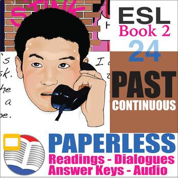 Paperless ESL Readings & Exercises Book 2-24
