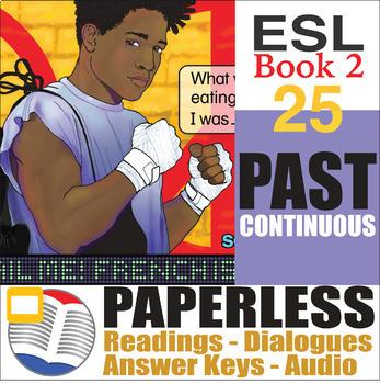 Paperless ESL Readings & Exercises Book 2-25