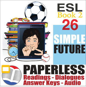 Paperless ESL Readings & Exercises Book 2-26