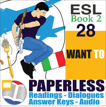 Paperless ESL Readings & Exercises Book 2-28