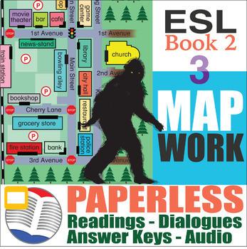 Paperless ESL Readings & Exercises Book 2-3
