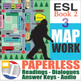 Paperless ESL Readings & Exercises Book 2-3