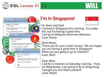 Paperless ESL Readings & Exercises Book 2-31