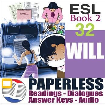 Paperless ESL Readings & Exercises Book 2-32