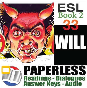 Paperless ESL Readings & Exercises Book 2-33