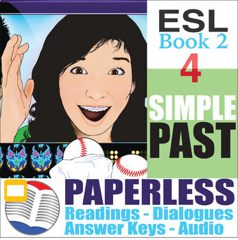 Paperless ESL Readings & Exercises Book 2-4