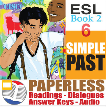 Paperless ESL Readings & Exercises Book 2-6