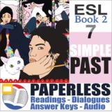 Paperless ESL Readings & Exercises Book 2-7