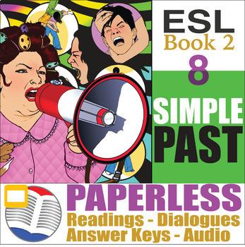 Paperless ESL Readings & Exercises Book 2-8
