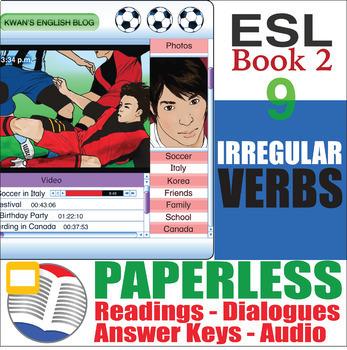 Paperless ESL Readings & Exercises Book 2-9