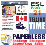 Paperless ESL Readings and Exercises Book 1-21