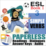 Paperless ESL Readings and Exercises Book 1-3