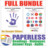 Paperless ESL Readings and Exercises Book 1 Bundle