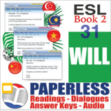 Paperless ESL Readings and Exercises Book 2-31