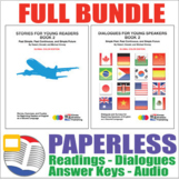 Paperless ESL Readings and Exercises Book 2 Bundle
