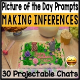 30 Daily Picture Prompts: Finding the Main Idea No Prep Li