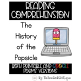 Paperless Reading Comprehension: The History of Pizza (Dis