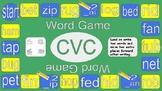 Phonics Word Digital or Print and Play  Game Bundle