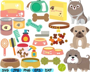 Pappy dogs dog animal clip ar svg food baby pet bone toys
