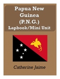 Papua New Guinea Lapbook/Mini Unit